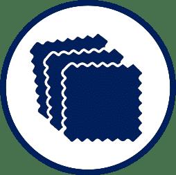 Fabrics Icon