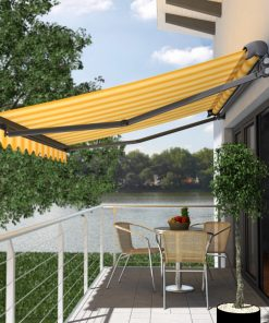 Markilux 1600 Stretch patio awning