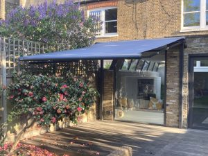 Markilux Stretch Patio Awning In London