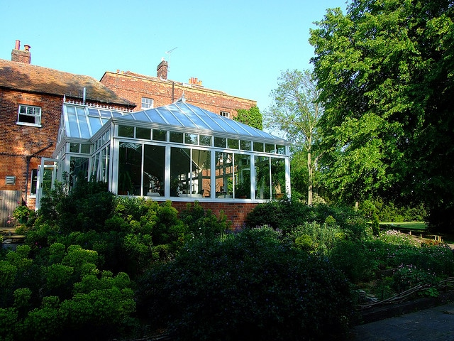 Conservatory on Home