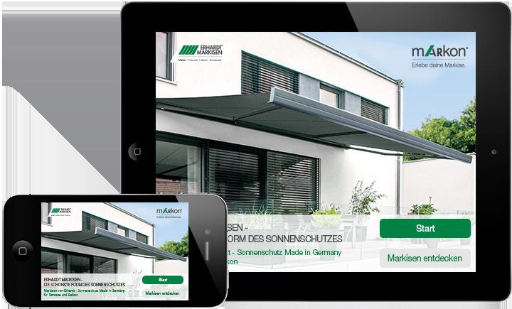 Erhardt Visualisation App