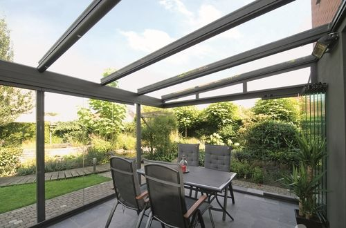 Glass Room Vs Conservatory Roch 233 Awnings