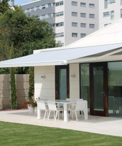 Markilux MX-1 Awning on Patio