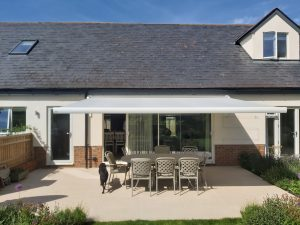 Markilux MX-3 Patio Awning In Wiltshire