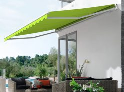 Markilux 1300 Basic Awning Over Patio