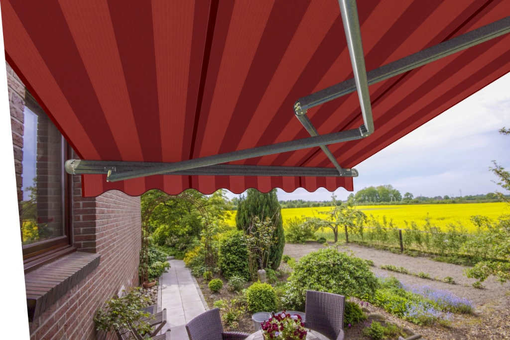 Markilux 1600 Stretch Patio Awnings Roch 233 Awnings