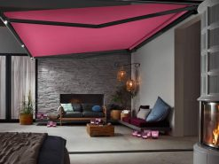 Markilux 1650 Semi Cassette Awning Outdoor Living