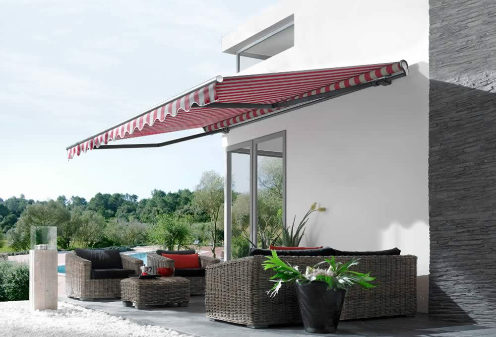 Markilux 1700 Open Awning Patio