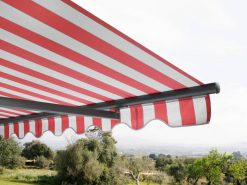 Markilux 1700 Awning Scalloped Valance