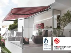 Markilux 1700 Award-Winning Awning