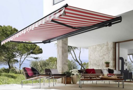 Markilux 1700 Sun Awning Outdoor Living