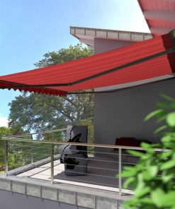 Markilux 1710 Awning on Balcony