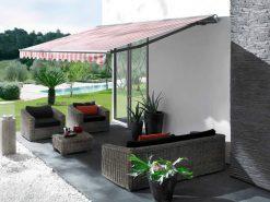 Markilux 1710 garden sun awning