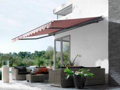 Markilux 1710 patio awning