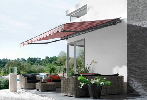 Markilux 1710 patio awning