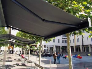 Markilux 3300 Awning Commercial