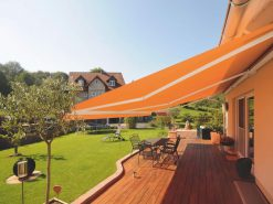 Markilux 5010 Awning Side