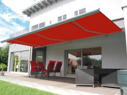 Wide Markilux 5010 awning