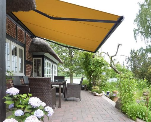 Markilux 5010 Sun Awning on Patio