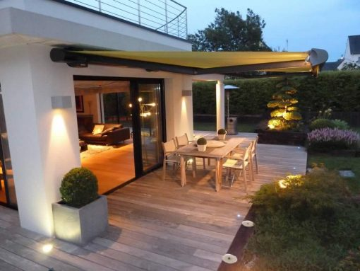 Markilux 6000 Awning Night