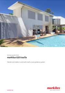Markilux 620 Sales Manual Cover