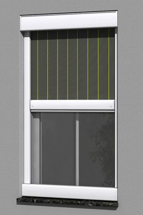 Markilux 660 Window Awning Drawing