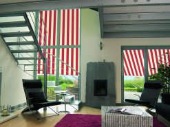 Markilux 710 Vertical Awnings