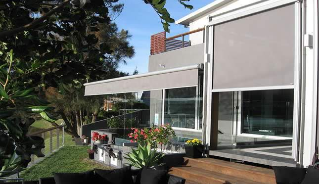 Markilux 760 860 Vertical Awnings Roche Awnings