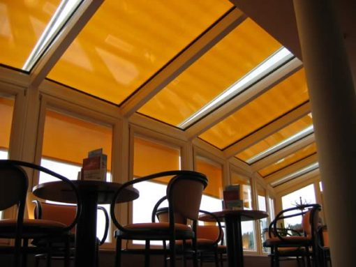 Markilux 780/880 Conservatory Awnings Paired
