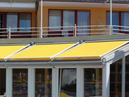 Markilux 780 / 880 Awnings