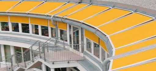 Markilux 780/880 Glass Roof Awnings