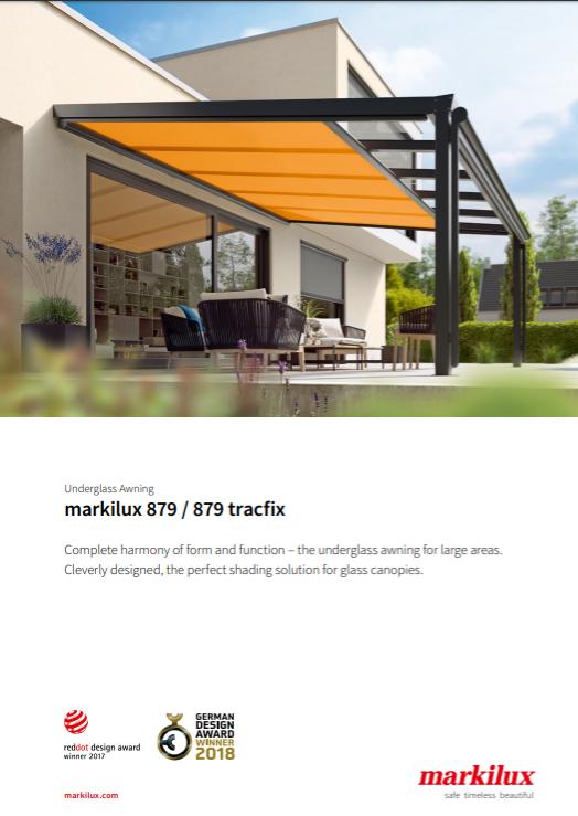 Markilux 879 Brochure