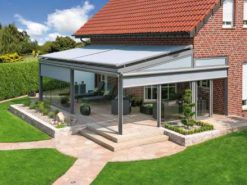 Markilux 8800 Awning on Conservatory