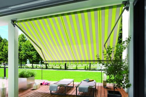 Markilux 930 Swing Awning Steep Pitch