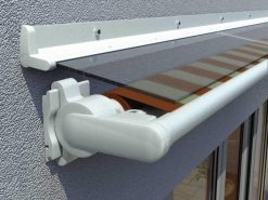 Markilux 930 Swing Awning With Coverboard