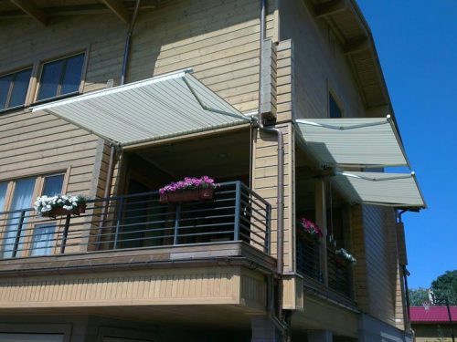 Markilux 930 Swing Awnings