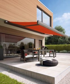 Markilux 970 Patio Awning Extended