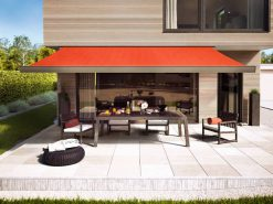 Markilux 970 Awning Front View