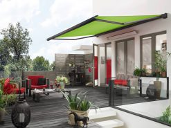Markilux 990 Awning in Outdoor Living Space