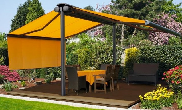 Markilux Shadeplus Awning Accessory