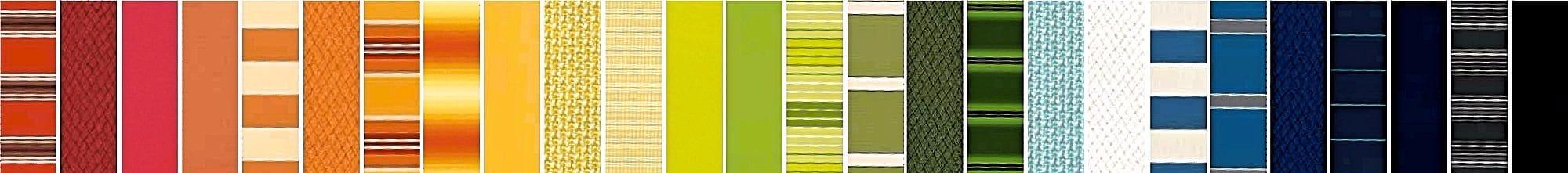 Markilux Colour Swatches