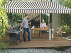 Markilux ES-1 Steel Awning on Patio