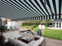 Markilux ES-1 Awning Seating Area