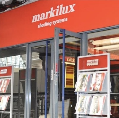 Markilux Awning Showroom in London