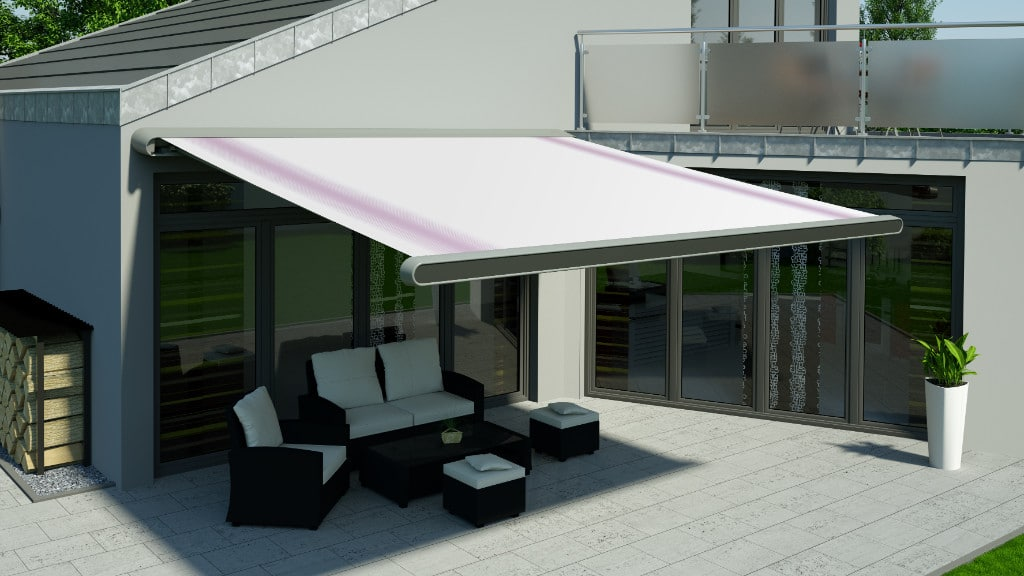 Markilux Mx 1 Compact Patio Awnings Roch 233 Awnings