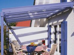 Markilux Paravento Patio Shade