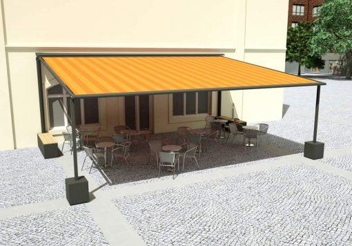 Markilux Pergola Fabric Roof Awning