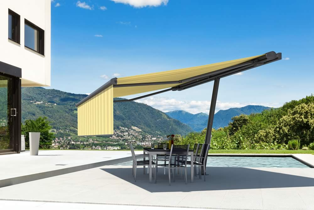 Markilux Planet Freestanding Awnings Roch 233 Awnings
