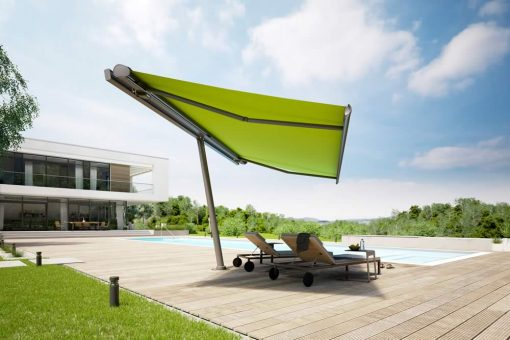 Markilux Planet Freestanding Shade
