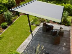 Markilux Planet Awning Aerial View